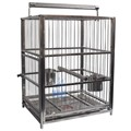 Metal Pet Outdors Carrier Parrot Carrier for Journey
