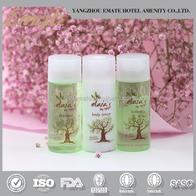 30ml disposable hotel shampoo/mini bath shampoo/hotel cosmetics bottle