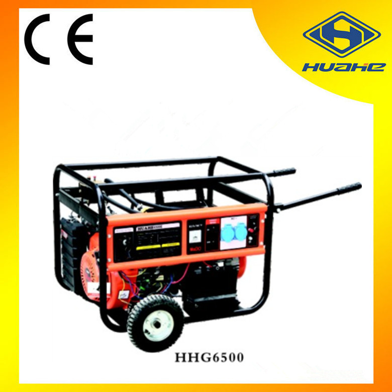 Best price high quality best price generator natural gas 5kw ,mini gas generator price