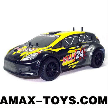 24880 1:24 rally car 4WD Electric Power Rally Car