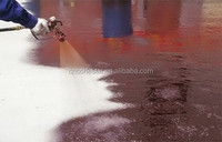 Two Component Self-leveling Polyurethane Floor Coating for Waterproofing