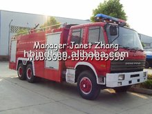 Dongfeng 6*4 10000L water-foam tank Fire Trucks(fire vehicle)