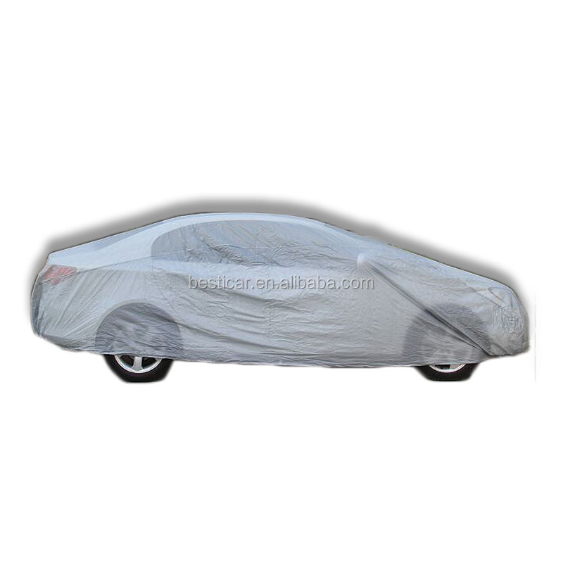 Lightweight Transparent PEVA 50G Car Cover