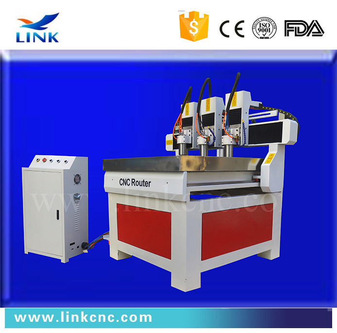 China multi head 3 axis cnc wood carton box making machine prices