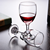 Glass wine cup goblet red wine cup heat resistant wine glass cup
