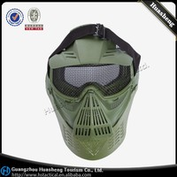 Best Deal USA Green Airsoft Paintball Full Face Protect Mask