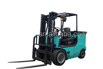 Maximal mini 5 ton 4- wheel Battery Forklifts