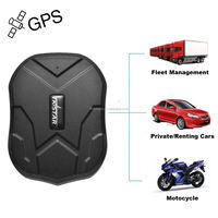 HOT!HOT! 2017 TK STAR Strong magnet portable personal gps tracker with ios/android app