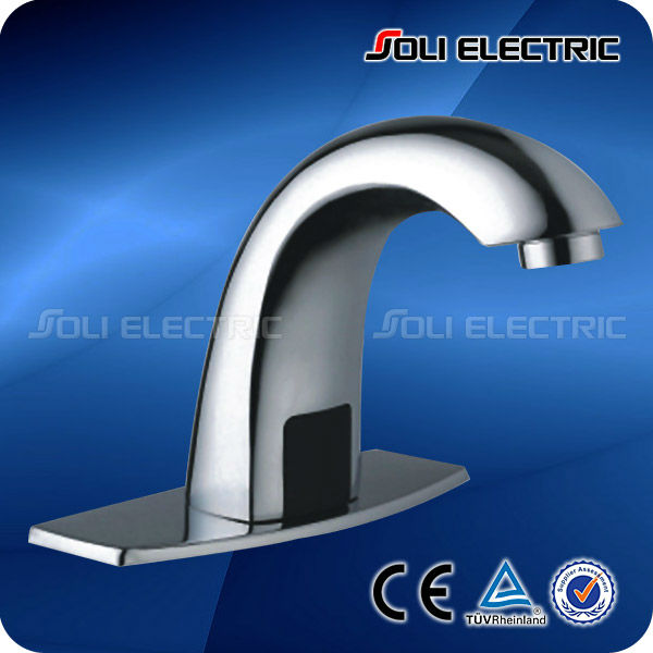 Bathroom, Washroom, Toile Automatic Sensor Basin Water Tap