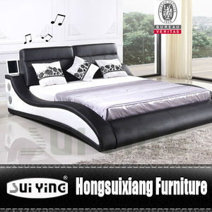 i phone bed bedroom furniture wireless guangzhou furniture