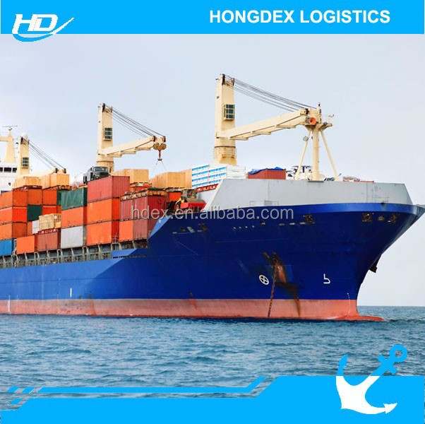international sea cargo logistics freight forwarder from China