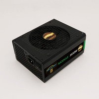 Full Module mining power 1600W , special design for mining power supply , input 180~240VAC , 47/63mhz , 10A, output 12V 130A