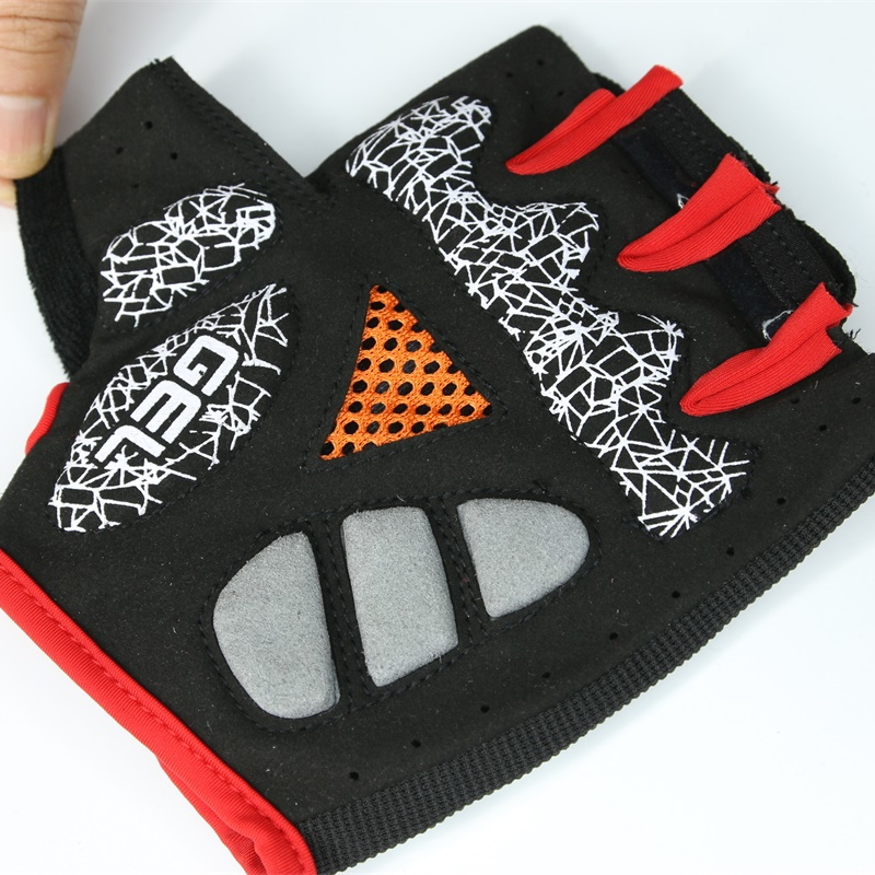 Anti-knock Anti-slip Mtb Raad Bike Sport Gloves Winter Antumn Full finger Cycling Racing Gloves