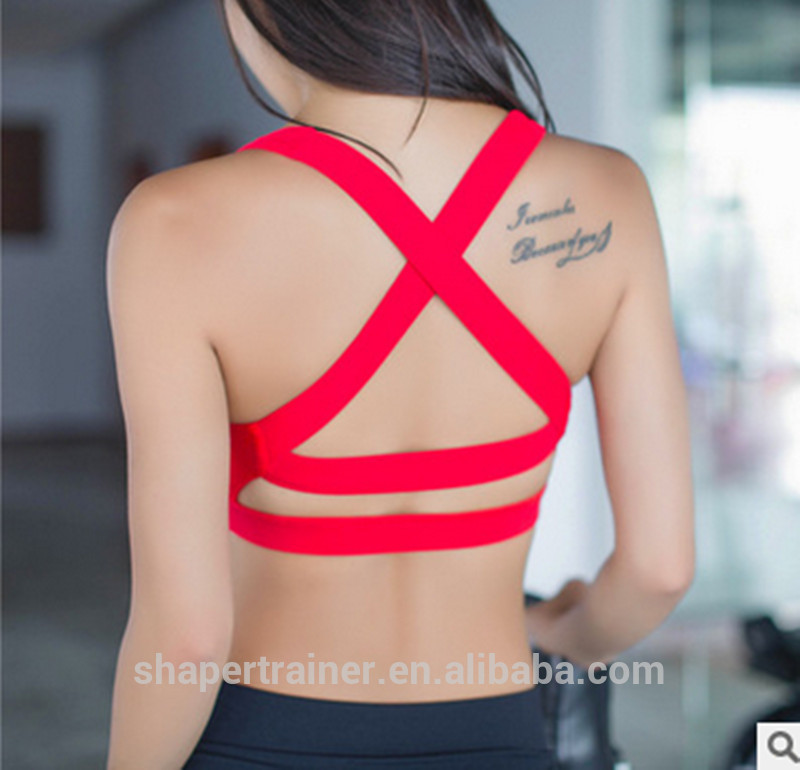 OEM dry fit running sports bra