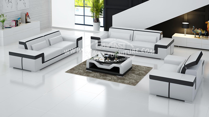 G8020 G8020B G8020C G8020D & Foshan China Corner Sofa Design/new Sofa Design / Luxury Sofa Design ...