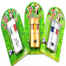 Eco-friendly water based flag face paint stick