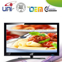 cheap LCD TV with VGA, HDMI and RCA composite inputer connector