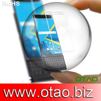 Top quality 9H OTAO screen protector, New Coming tempered glass screen protector for Blackberry