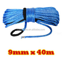 4x4 PARTS AUTO ACCESSORY CHANLLENGE ADVENTURE SYNTHETIC WINCH ROPE