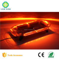 LED flashing emergency strobe light bar