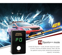 Sprint booster Auto Car throttle controller 0-100km/h acceleration fasten for 2005-2009 Land Rover Discovery 3 Range Rover sport