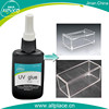 International certification wear-resisting UV glue for pvc