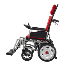 ultra light reclining backrest electric wheelchair conversion kit