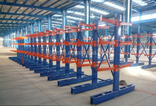 Single or Double Arm Stable Cantilever Rack