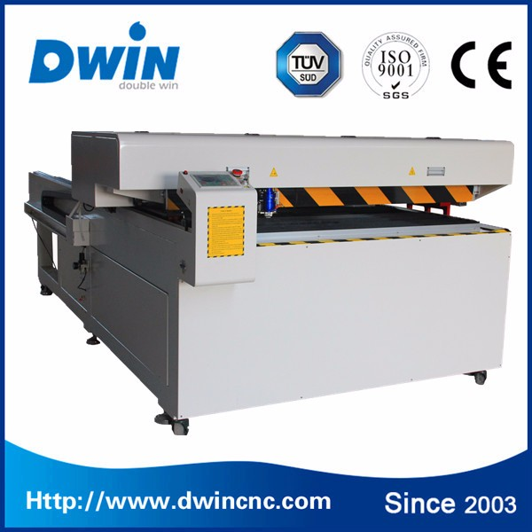 cnc metal and nonmetal laser steel plate mdf and aluminum cutting saw machine price 1325 model