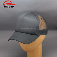 High Quality Blank Trucker Hat Custom Foam Wholesale Fashion Snapback Trucker Cap and Mesh Cap