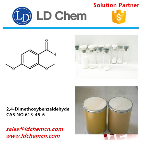 Top quality 2,4-Dimethoxybenzaldehyde CAS 613-45-6