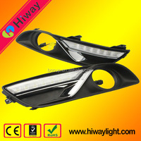 Automotive LED DRL For Nissan Bluebird Sylphy 2013 Daylight