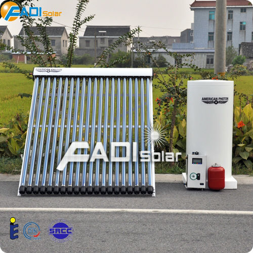 U.S.A Style High Quality Split Pressurized Solar Water Heater (200Liter)