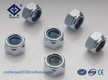 top quality distorted thread locknut JSZY fastener manufacture