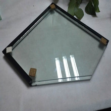 low price double glazed dual seal insulated low-e glass