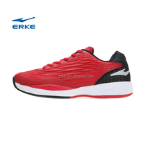 ERKE 2015 mens performance tennis shoes for tennis training with TPR upper for wholesale/OEM