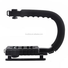 Stabilizing Handle with Portable LED Light for GoPro Hero 3 Action Gopro handle Stabilizer