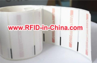HF/UHF Passive RFID Custom Print Labels for Clothing Tag