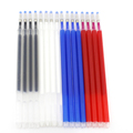 Heat Erasable Pen Refill for leather marking red/blue/black/white colors