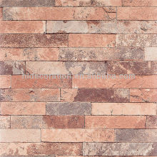 PT470_043 Chinese 3D Brick wallpaper/ Chinese manuturer/ Decoration for backing