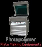 Photopolymer Plate Making Machine for Flexography flexo.co.in