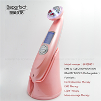 BPE9901-2014 LED Needle-free Mesotherapy rf face firming device
