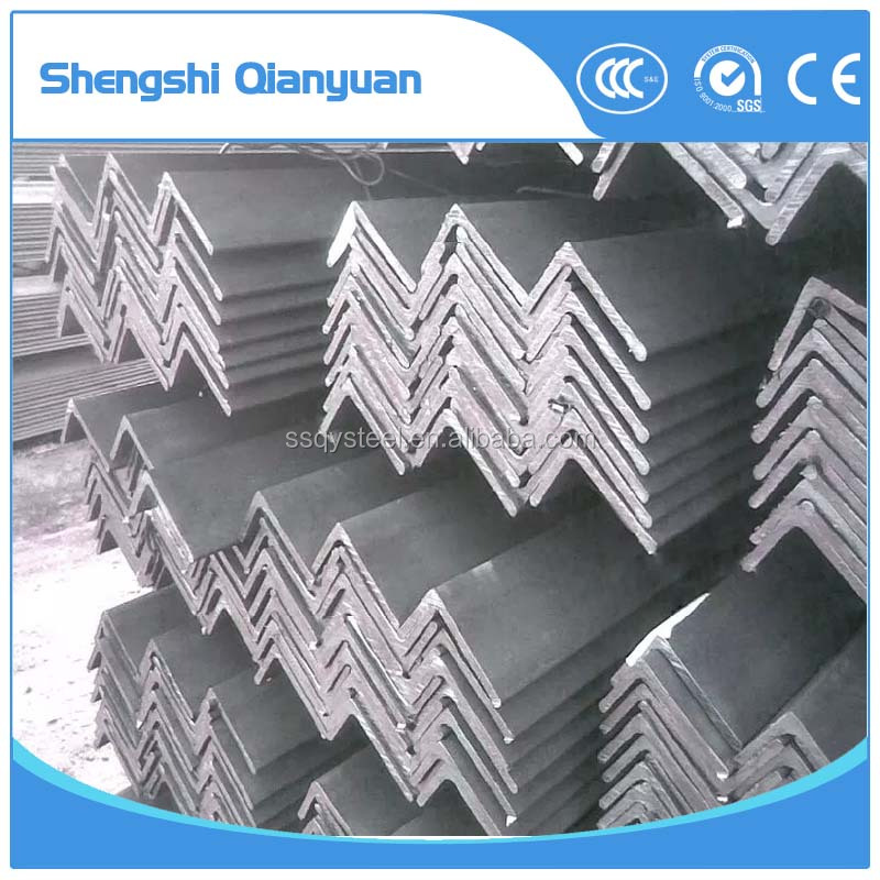 High Quality steel mill Unequal Steel Angles JIS steel profile l angle
