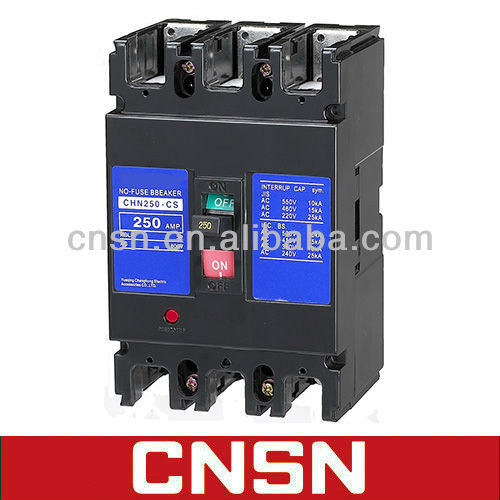 NF250-CS 3P 250A Moulded Case Circuit Breaker (CNSN)