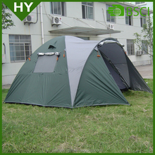 High quality waterproof cheap solar camping tent