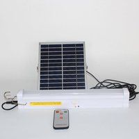 Environment Friendly Emergency Solar Rechargeable Tube