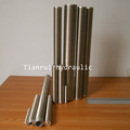 Corrosion protected stainless steel notch wire filter element
