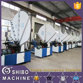 Spiral tube machine with belt/steel model