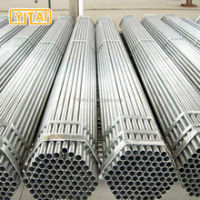 Different type of weight of galvanized iron steel pipe for structure usage