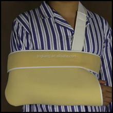High quality medical arm sling with shoulder immobilizer Orthopedic arm sling with factory price